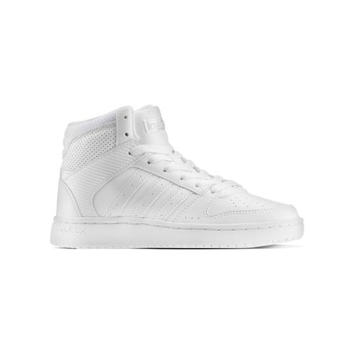 Sneakers alla caviglia Adidas adidas, bianco, 501-1212 - 13