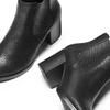 Chelsea Boots con tacco bata, nero, 799-6234 - 19