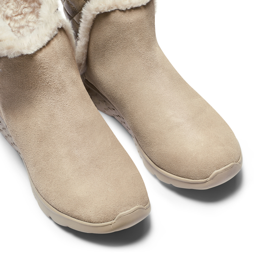 Stivaletti Skechers da donna skechers, beige, 503-3326 - 15