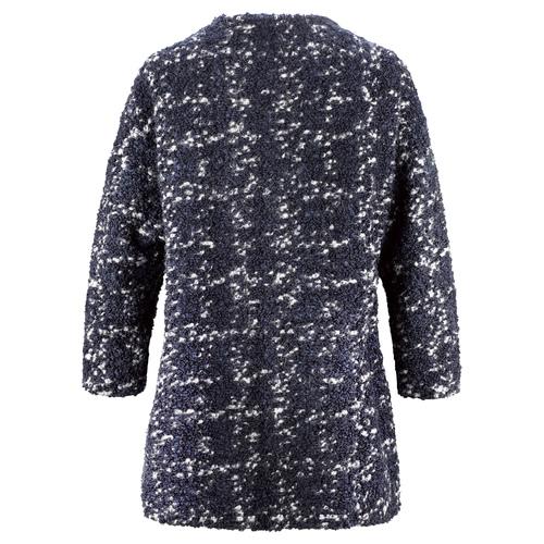Cappotto in lana da donna bata, viola, 979-9124 - 26