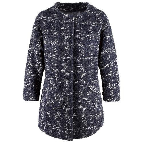 Cappotto in lana da donna bata, viola, 979-9124 - 13