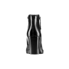 Ankle boots in vera pelle bata, nero, 794-6676 - 15