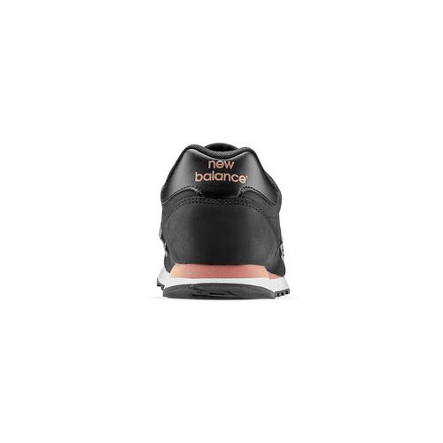 Sneakers da donna New Balance new-balance, nero, 501-6500 - 16