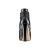 Tronchetti con tacco alto bata, nero, 794-6571 - 16
