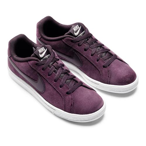 Sneakers Nike da donna nike, rosso, 503-5178 - 19