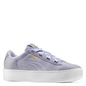Sneakers Platform Puma puma, viola, 503-9169 - 13