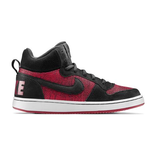 Nike Court Borough Mid da ragazzo nike, rosso, 401-5405 - 26