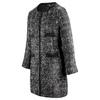 Cappotto lungo da donna bata, nero, 979-6230 - 16