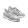 Sneakers alla caviglia da donna bata, grigio, 523-2306 - 16