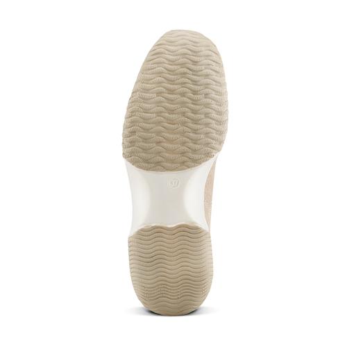Sneakers alla caviglia da donna bata, 523-8306 - 19
