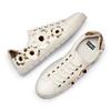 Sneakers con dettagli floreali bata, bianco, 541-1189 - 26