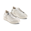 Sneakers con dettagli laminati bata, bianco, 549-1212 - 16
