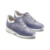 Sneakers casual con lacci bata, 523-9306 - 16