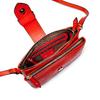 Tracolla da donna bata, rosso, 961-5215 - 16