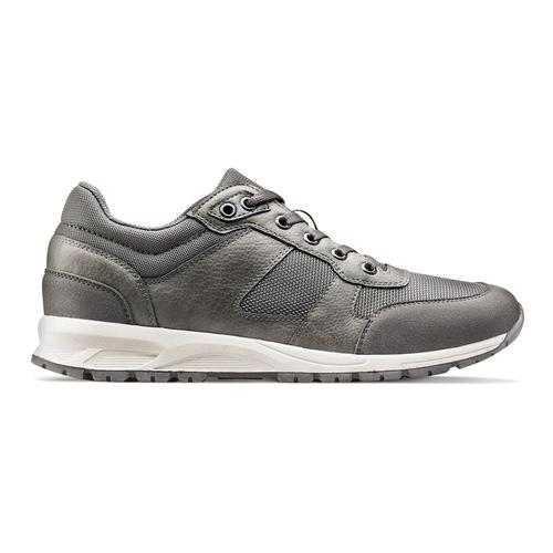 Sneakers da uomo bata, grigio, 841-2151 - 26