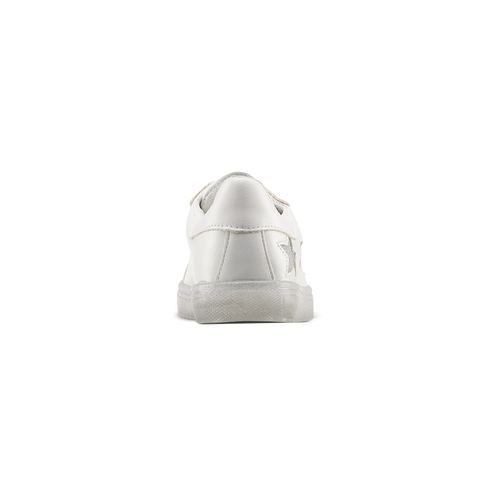 Sneakers Made in Italy da bambina mini-b, bianco, 321-1319 - 16