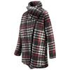 Cappotto da donna bata, grigio, 979-5245 - 16