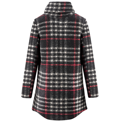 Cappotto da donna bata, grigio, 979-5245 - 26