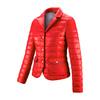 Piumino da donna bata, rosso, 979-5182 - 16