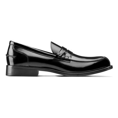Mocassini in vernice da uomo bata-the-shoemaker, nero, 814-6117 - 26
