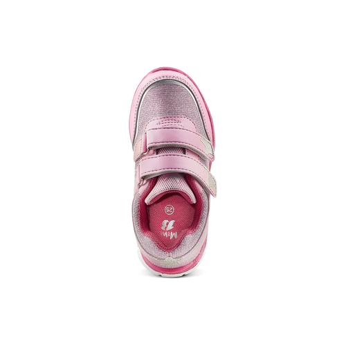 Sneakers basse rosa mini-b, 229-5220 - 15