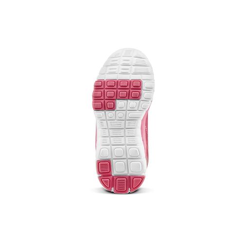 Sneakers rosa con strappi mini-b, 229-1220 - 17