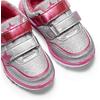 Sneakers rosa con strappi mini-b, 229-1220 - 19