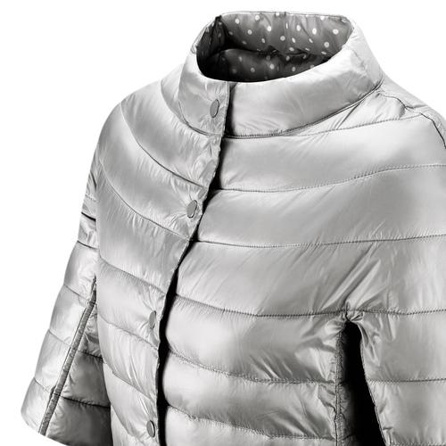 Giacca silver reversibile bata, grigio, 979-2147 - 15