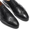 Derby da uomo in pelle bata-the-shoemaker, nero, 824-6335 - 19