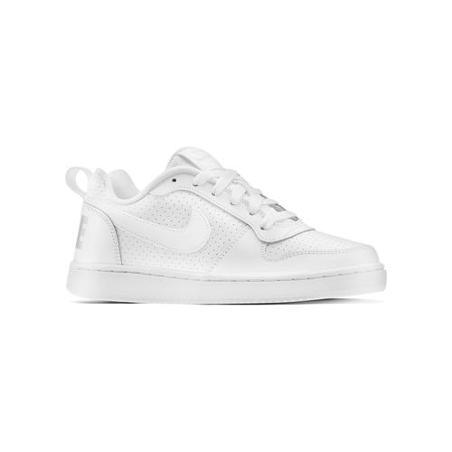 Nike Court Borough nike, bianco, 401-1203 - 13