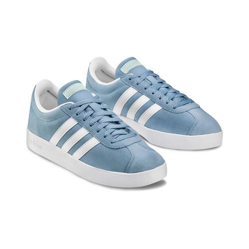 Adidas VL Court adidas, blu, 503-2379 - 16