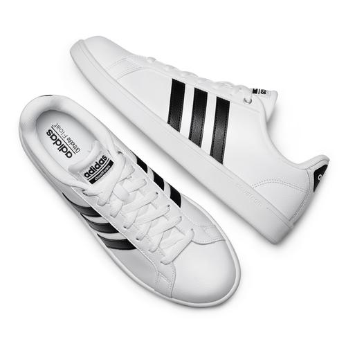 Adidas CF Advantage adidas, bianco, 801-1378 - 26