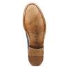 Mocassini in suede bata-the-shoemaker, blu, 813-9116 - 17