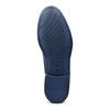 Derby da uomo in vera pelle bata, blu, 824-9350 - 19