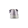 Sneakers con lacci in satin bata, grigio, 549-1202 - 15