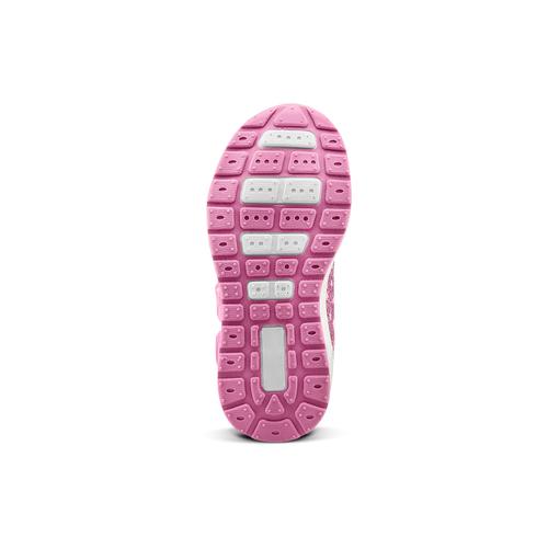 Sneakers con luci da bambina mini-b, grigio, 221-2194 - 17