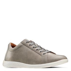 Sneakers in nabuk da uomo bata, beige, 846-2183 - 13