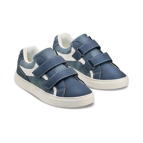 Scarpe basse da bambino mini-b, blu, 311-9147 - 16