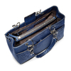 Borsa a spalla bata, blu, 961-9343 - 16