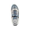 Sneakers da bimba con strass mini-b, blu, 329-9348 - 17