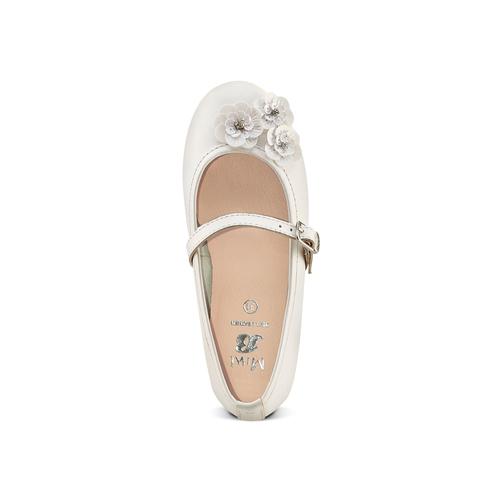 Ballerine da bambina mini-b, bianco, 324-1253 - 17
