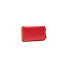 Portafoglio in pelle bata, rosso, 944-5120 - 13