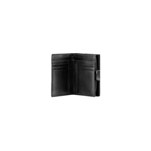Portafoglio in pelle bata, nero, 944-6117 - 16