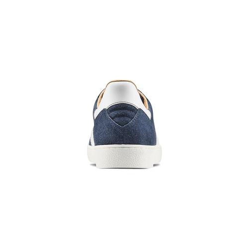 Sneakers da uomo atletico, blu, 843-9157 - 16