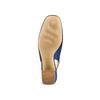 Décolleté Insolia con tallone scoperto insolia, blu, 729-9216 - 19