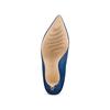 Décolleté Insolia insolia, blu, 729-9199 - 19