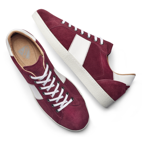 Sneakers basse Atletico atletico, rosso, 843-5157 - 19