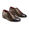 Stringate Made in Italy bata-the-shoemaker, marrone, 824-4347 - 16