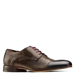 Stringate Made in Italy bata-the-shoemaker, marrone, 824-4347 - 13