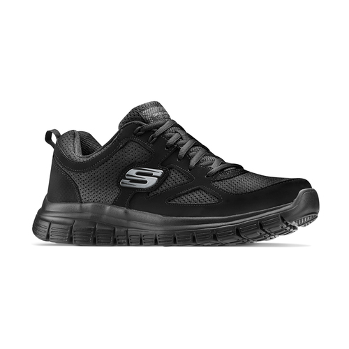 Skechers Burns Agoura skechers, nero, 809-6805 - 13
